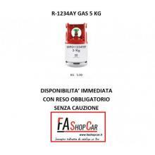 Bombola Gas Ricarica rifrigerante da 12 Kg  r1234