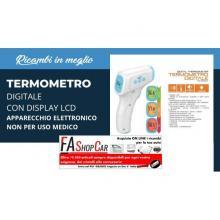 TERMOMETRO DIGITALE CON DISPLAY LCD - TERMOMETRO